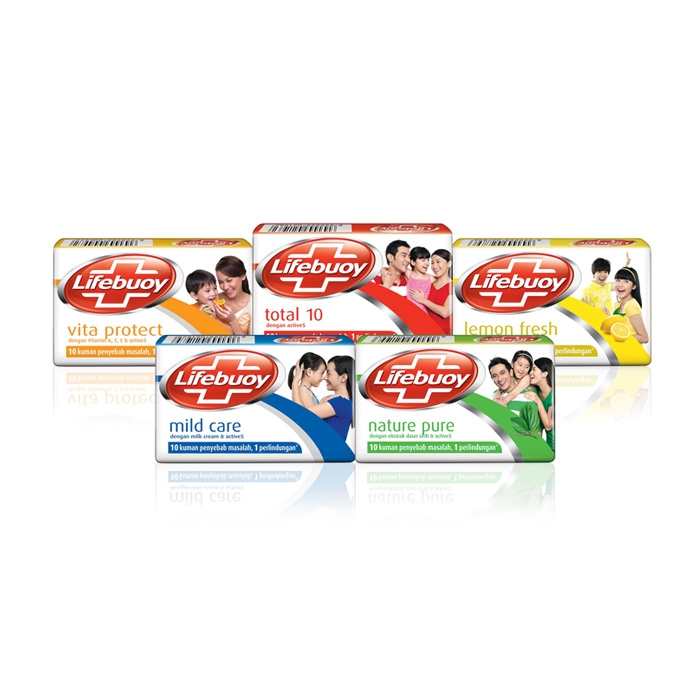 Lifebuoy Soap Bars